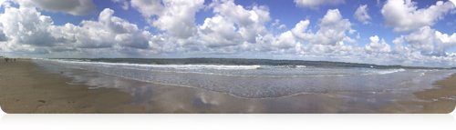 Panorama Nordsee